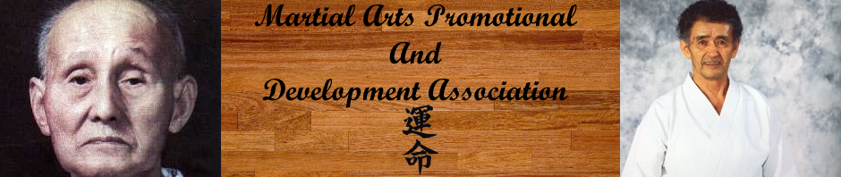 Martial Arts Promotional And Development Association